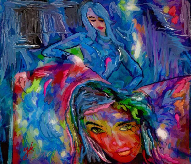 """In Somnia"", 2015-2016, Yuriy Ku Drop"