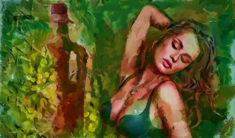 """Love Melange"", 2015-2016, Yuriy Ku Drop"
