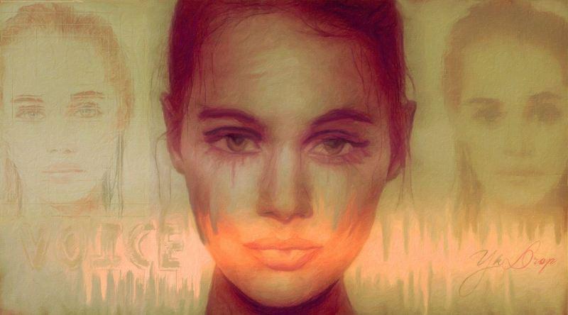 """Voice Of Painting"", 2015-2016, Yuriy Ku Drop"