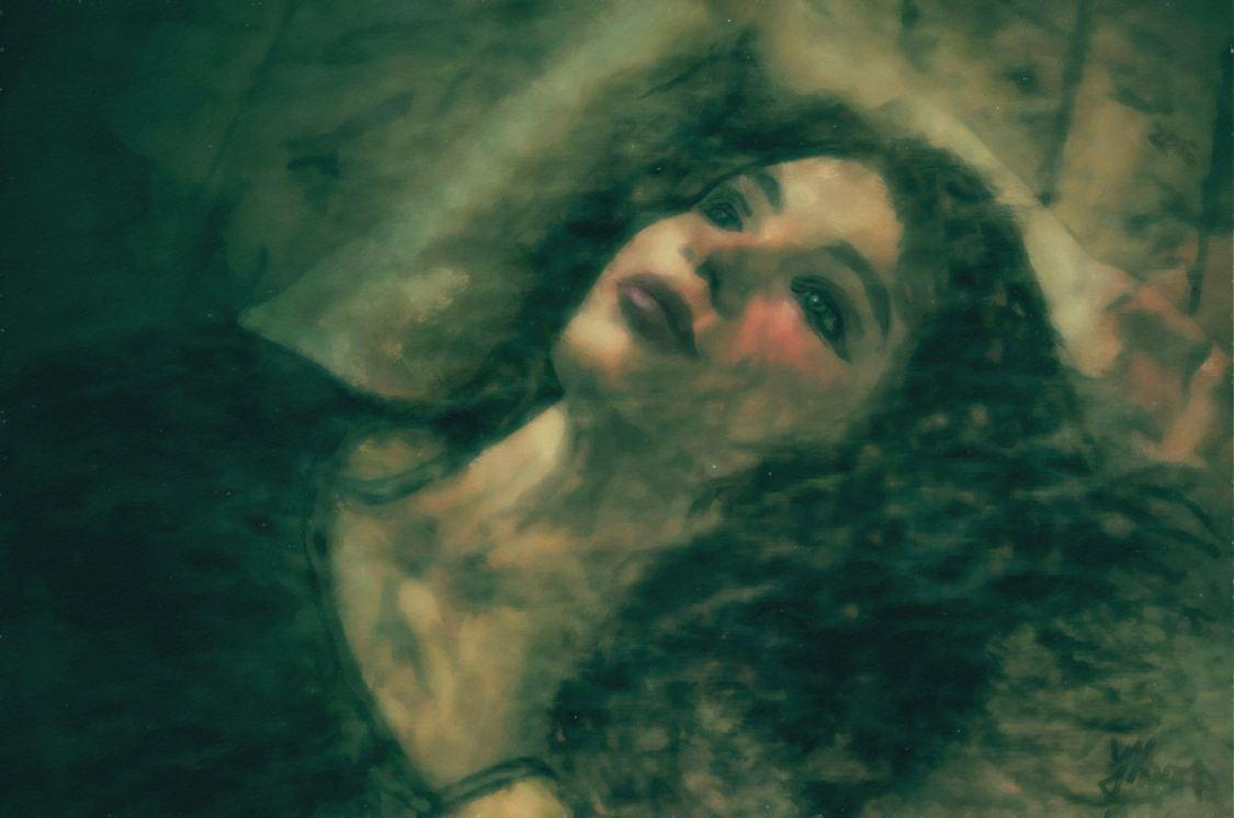 """Insomnia"", 2016, Yuriy Ku Drop"
