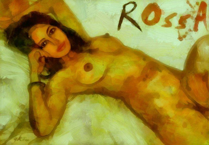 """Rossa"", 2016, Yuriy Ku Drop"