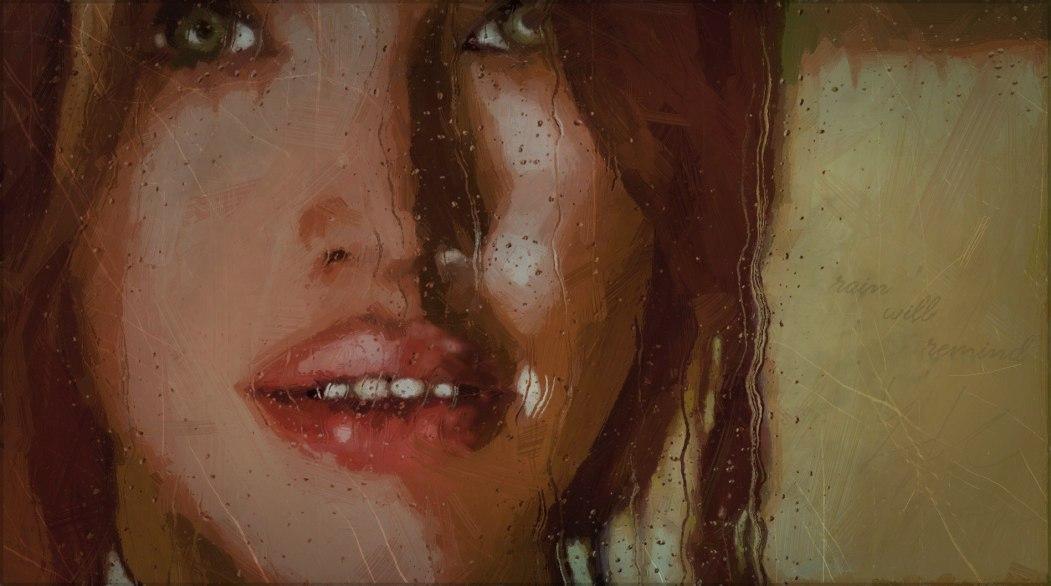 """Rain Will Remind"", 2016, Yuriy Ku Drop"