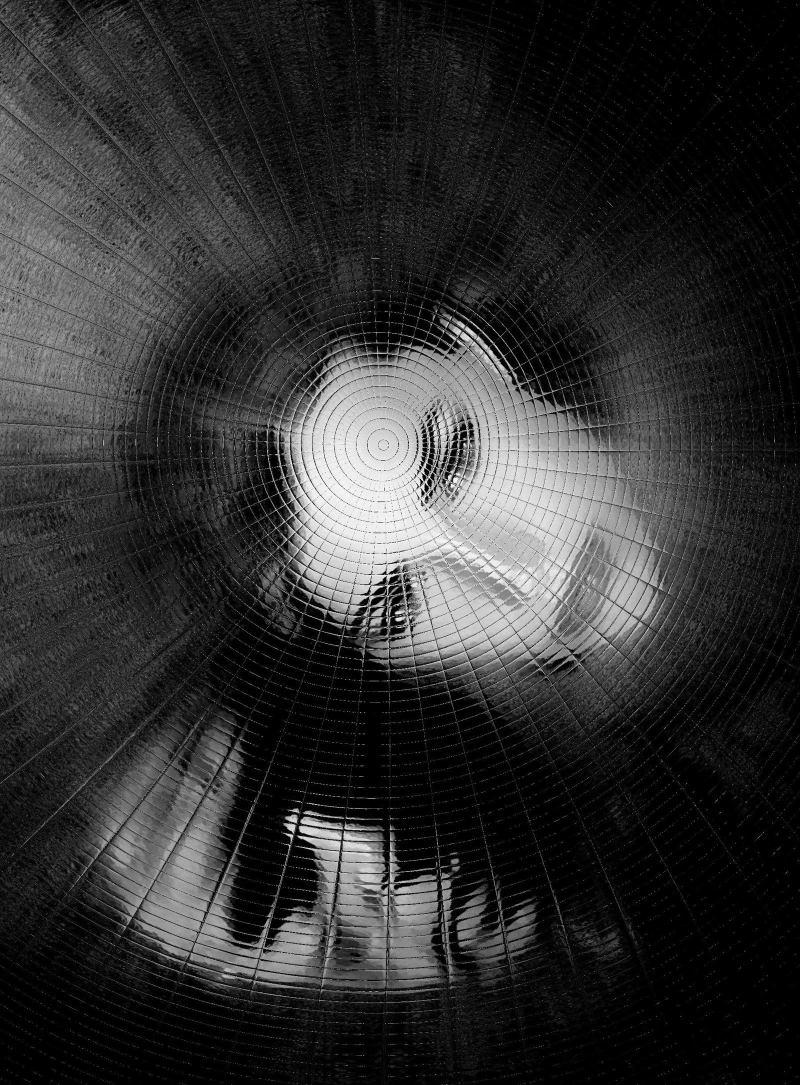 """""""Black Hole"""", 2016, Yuriy Ku Drop"""