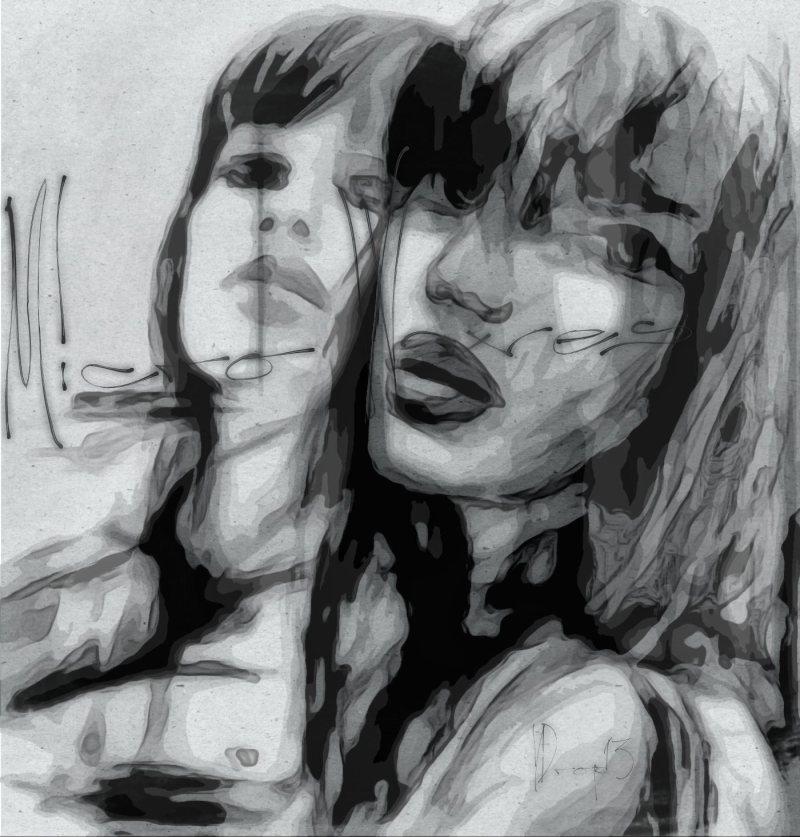 """Micro Waves"", 2017, Yuriy Ku Drop"